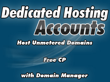 Cheap dedicated server hosting plans
